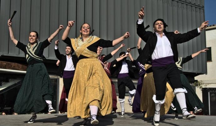 La Festa Major d'Amposta va recaptar més de cinc mil euros per a entitats. Font: Fotolibre