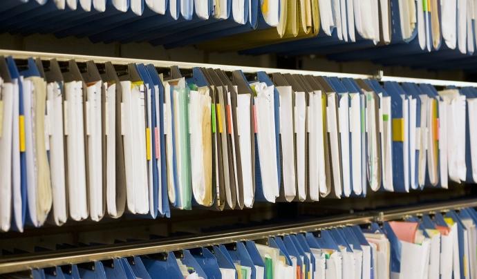 Arxiu documents Font: Ro Ma en Pixabay