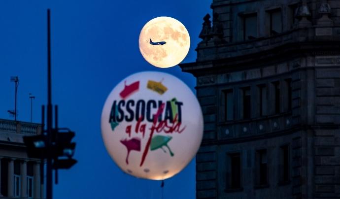 La programació de l'Associa't a la Festa s'allargarà fins les 22h de la nit. Font: Associa't a la Festa