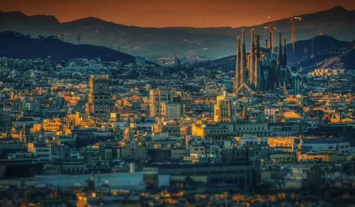 El 50% de la població de Barcelona viu en zones on se supera el límit de contaminació acústica. Font: CC