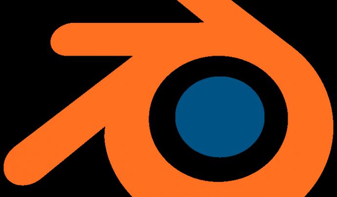 Blender és un programa per crear modelatge en 3D que necessita ser traduit al català. Imatge de la Blender Foundation. Llicència d'ús de domini públic.  Font: Blender Foundation. Llicència d'ús de domini públic.