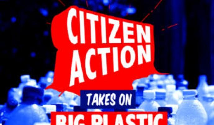 El moviment Break Free from Plastic convida a fer auditories de marca el 21 de setembre Font: Breack Free from plàstic