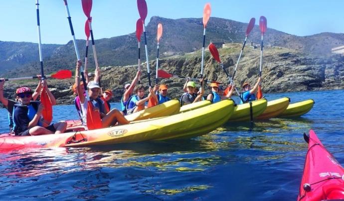 L'associació La Sorellona organitza campanents i camps de treball per a diverses edats a espais naturals, com el Parc Natural del Cap de Creus Font: Associació La Sorellona