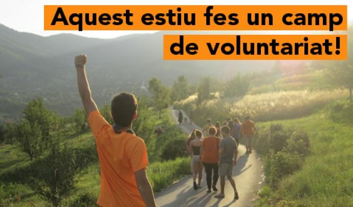 Camps de voluntariat de l'SCI