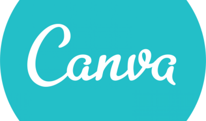 Logotip de Canva.  Font: Canva
