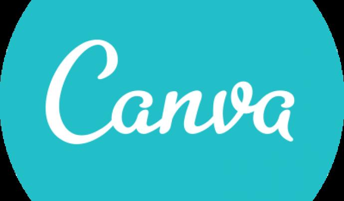 Logotip de Canva.  Font: Canva
