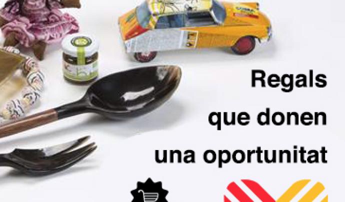 El Mercat Social participa al Giving Tuesday promovent la compra solidaria Font: FCVS