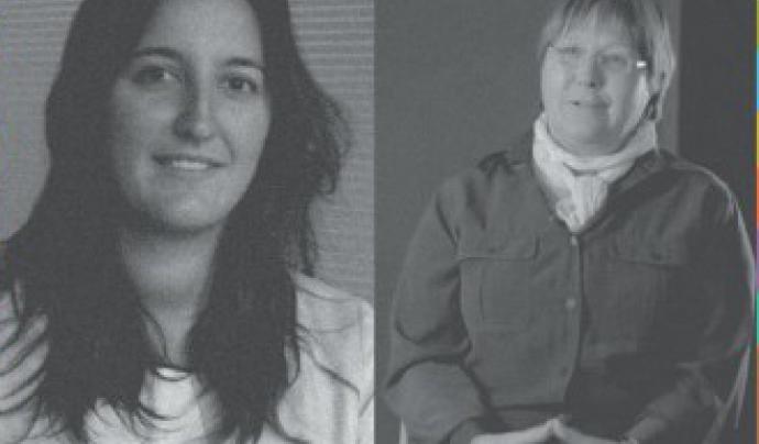 Adriana Ribas i Irene de Puig, ponents conferència pena de mort