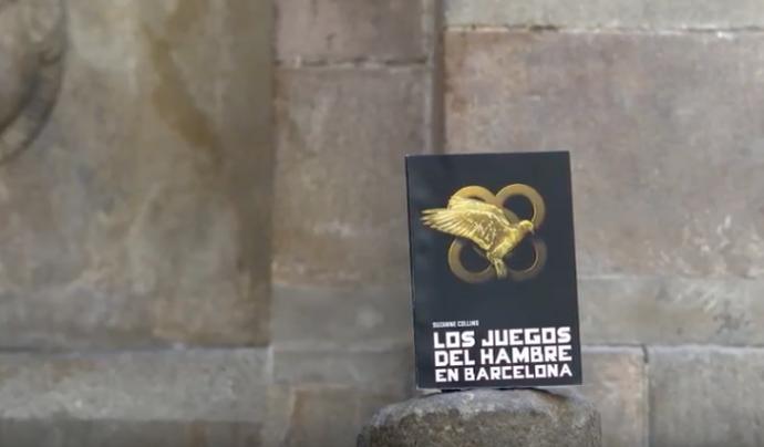 'Els jocs de la fam a Barcelona', un dels títols de la col·lecció. Font: Arrels