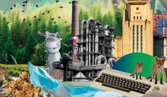 """La mostra """"Després de la fi del món"""" es pot visitar al CCCB Font: Després de la fi  del món"""