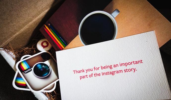 Instagram Stories permet afegir més efectes de vídeo.  Imatge de Cipher. Llicència d'ús CC BY SA 2.0 Font:  Cipher. Llicència d'ús CC BY SA 2.0