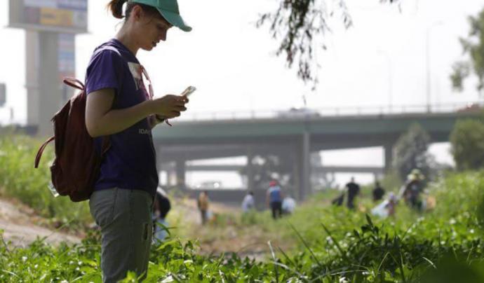 Més de 160 ciutats al món participen al City Nature Challenge 2019 Font: City Nature Challenge