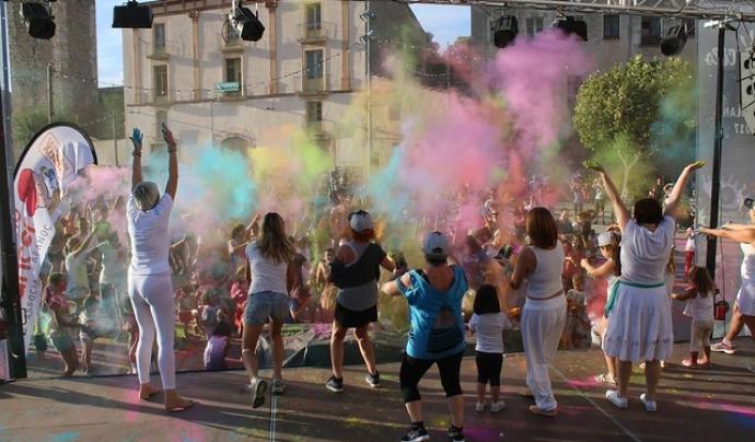 El 'Posa't la Gorra' celebrarà la seva tercera edició a Montblanc.  Font: AFANOC