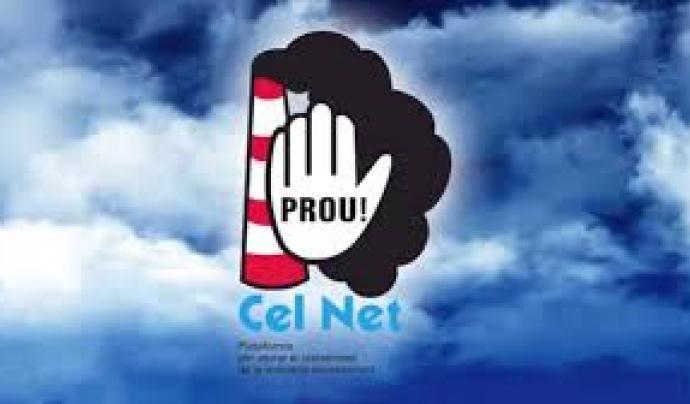 La Plataforma Cel Net té l'objectiu d'aturar el creixement de la indústria contaminant a la Vall del Francolí. Font: Plataforma Cel Net