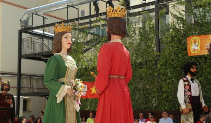 El concurs premia les colles que inverteixen més esforços en les seves coreografies