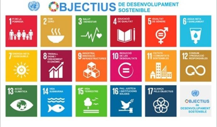 La pau és un dels objectius del desenvolupament sostenible