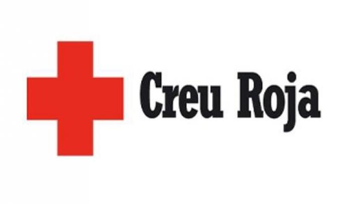 Logo de la Creu Roja.