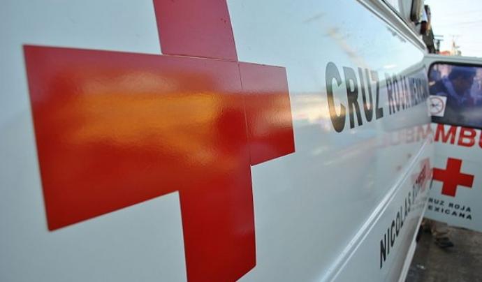 Símbol de la Creu Roja. Font: Creu Roja