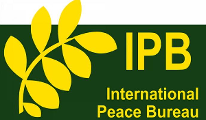 Font: International Peace Bureau