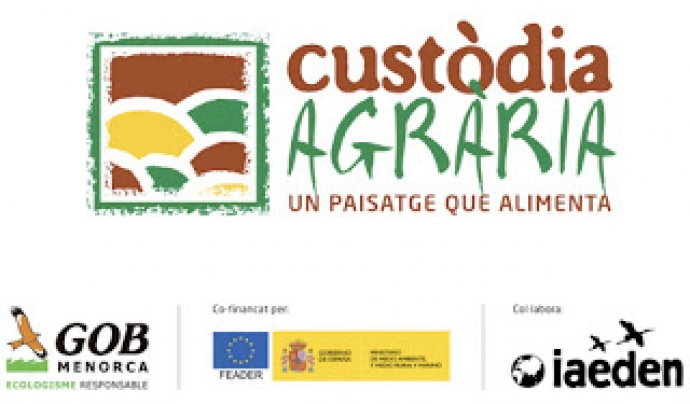 La Iaeden en col·laboració amb l'entitat Gob Menorca promou un projecte de custòdia agrària Font: Iaeden