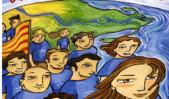 La Pataforma en Defensa de l'Ebre celebra 18 anys Font: Plataforma en Defensa de l'Ebre