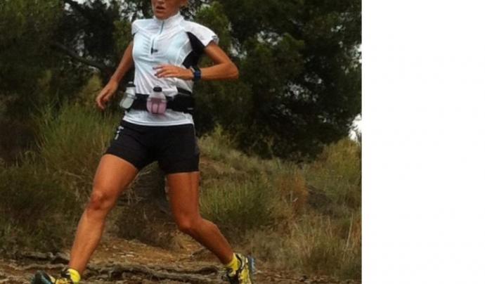 La corredora Nicole Ribera Townsend correrà la Ultra Clean Marató Font: Nicole Ribera Townsend