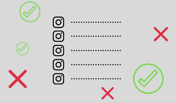 Instagram activa l'adhesiu Quiz Font: Colectic