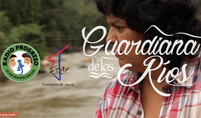 'Guardiana de los Ríos', curt sobre la lluita de l'activista hondurenya Berta Cáceres. Font: Dona'm cine