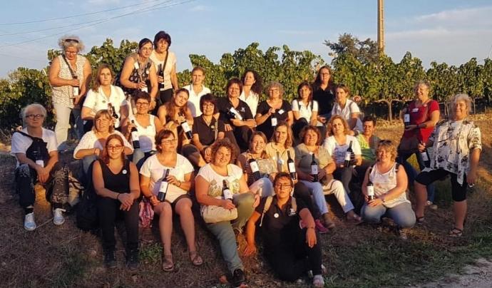 L'associació reuneix dones dedicades a la pagesia, la ramaderia i la pesca a Catalunya