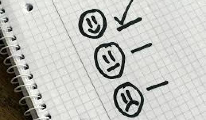 Les enquestes són una bona manera per conèixer el grau de satisfacció del personal tècnic o d'un equip de voluntariat.