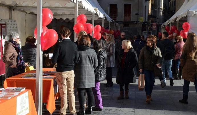 El 29 de novembre tindrà lloc el DIV-Lleida, un acte organitzat per la FCVS. Font: FCVS