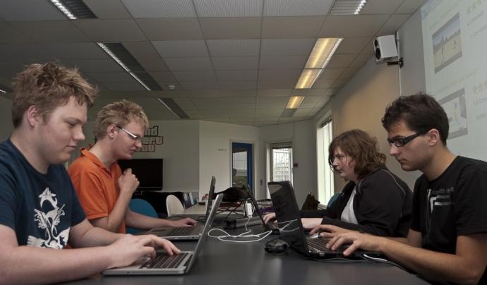 Specialisterne fa formació a les persones amb TEA. Font: Specialisterne Foundation