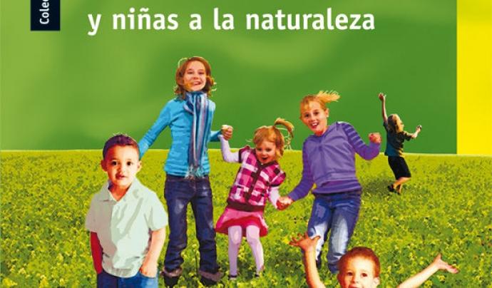 """A """"Educar en verde"""" Heike Freire planteja les necessitats educatives dels infants d'estar en contacte amb la natura"""
