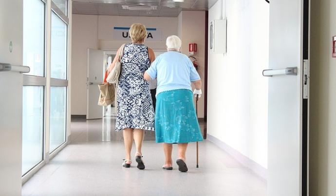 Acompanyament a la gent gran