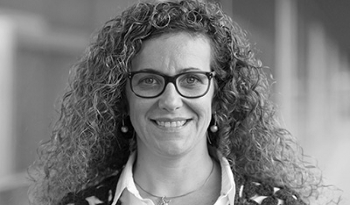 Elena Velasco, responsable de màrqueting i comunicació d'Specialisterne. Font: Specialisterne