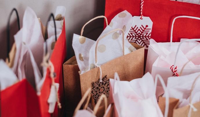 Embolcalls dels regals de Nadal Font: CC