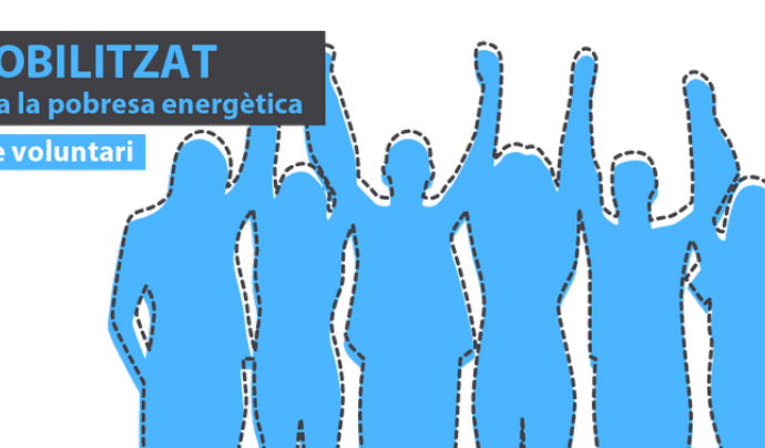 Voluntariat contra la pobresa energètica