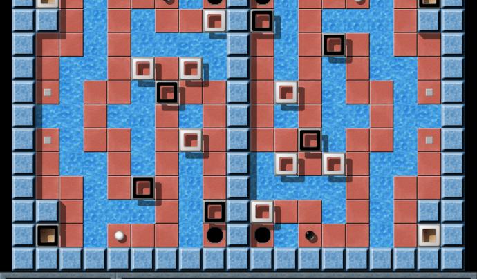 Captura de pantalla del joc Enigma