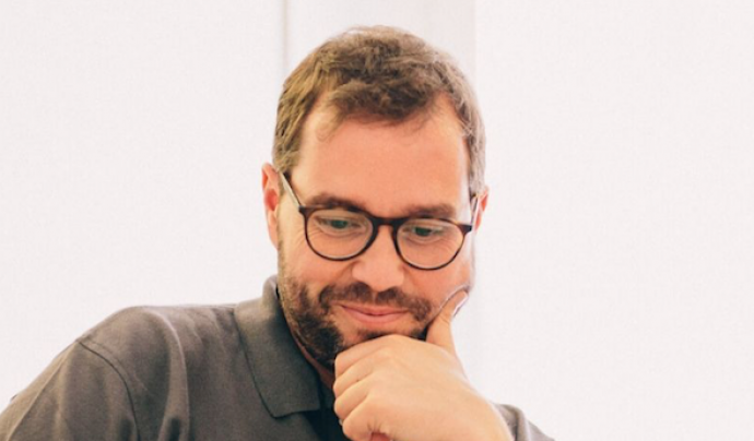 Enric Cortiñas, especialista en captació de fons. Font: Enric Cortiñas