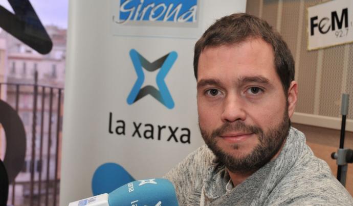 Enric Cortiñas, especialista en captació de fons. Font: La Xarxa