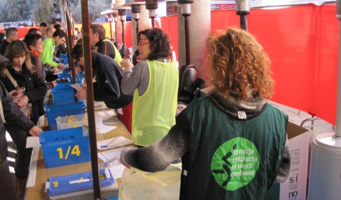 """Mitja Marató Internacional de Granollers """"La mitja"""" ha elaborat un pla de gestió ambiental Font: La Mitja"""