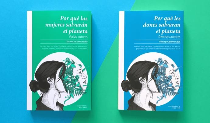 'Les dones salvaran el planeta' aproxima la relació necessària entre feminisme i ecologisme. Font: Andreu Zaragoza