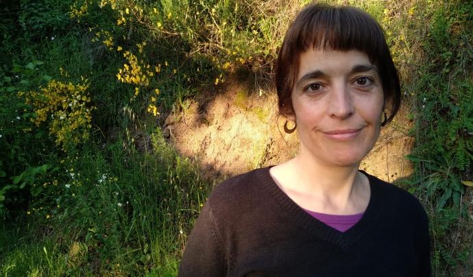 Cristina Mora, de l'associació Fora de Quadre Font: Fora de Quadre