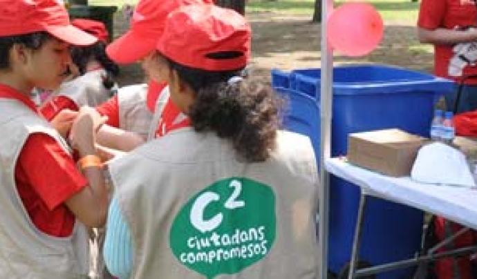 La Fundació Catalana de l'Esplai coordina projectes d'APS de caràcter ambiental