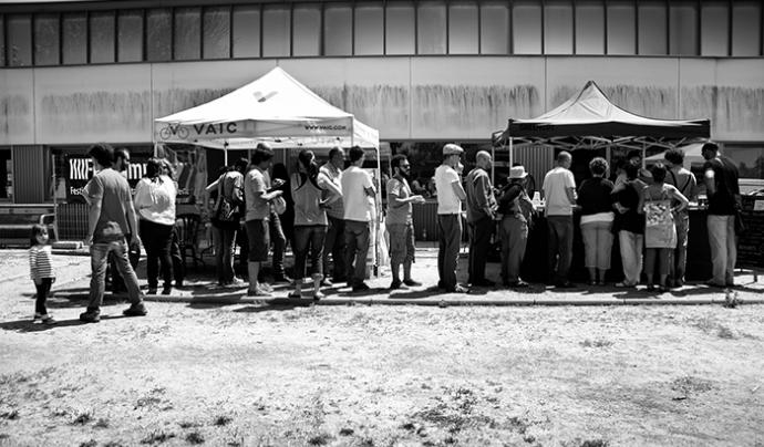 FesCamp és una iniciativa comunitària al voltant d'art, sostenibilitat i territori