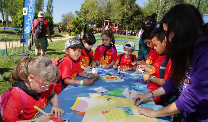 Enguany, la Festa Esplai se celebrarà el diumege 6 de maig al  Parc Nou d'El Prat de Llobregat. Font: Fundesplai