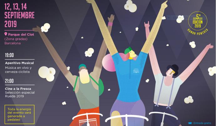 El Festival Rueda se celebra del 12 al 14 de setembre Font: Festival Rueda