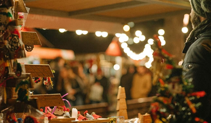 La V Fira de Consum Responsable se celebrarà del 20 al 31 de desembre. Font: Ajuntament de Barcelona