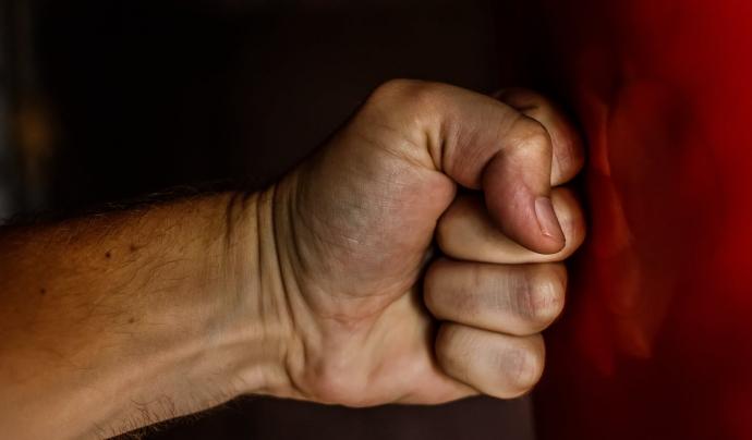 Segons una enquesta de la Unió Europea, 13 milions de dones han patit violència física.  Font: Pexels (Llicència CC)