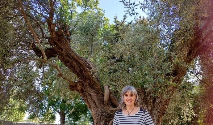 Nuria Esteve forma part de l'Associació Trenca Font: Associació Trenca